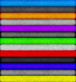 Fundo de linhas multicoloridas — Fotografia Stock