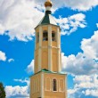 Orthodox church's belfry — Stock Photo