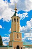 Orthodox church's belfry — Stock Photo