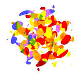 Abstracte kleurrijke achtergrond — Stockfoto