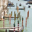 Venice Grand Canal in summer — Foto Stock