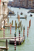 Venice Grand Canal in summer — Stock Photo
