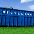 Recycling business and ecology — Stock Photo