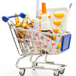 Pharmacy Shopping - Foto Stock