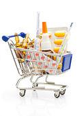 Pharmacy Shopping — Stock Photo