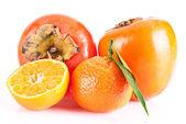 In orange — Stock Photo