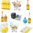 Pharmacy background — Stock Photo #4552264