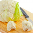 Cauliflower cabbage — Stock Photo