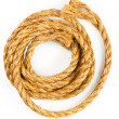 Royalty-Free Stock Photo: Hemp rope