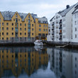 Alesund - Stock Photo