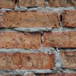 Brick wall background — Stock Photo #3931494