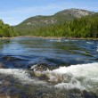 Mountain river — Stock Photo #4898883