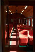 Wagon de train — Photo