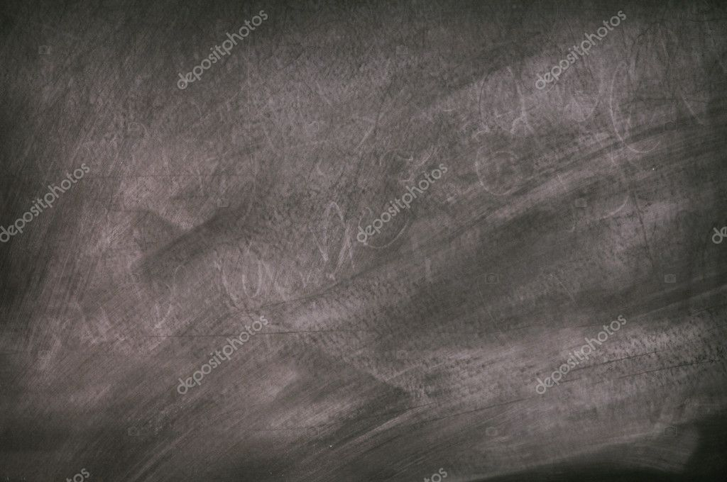 Black slate chalkboard surface — Stock Photo #5145556