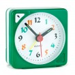 Stock Photo: Cheap quartz alarm clock