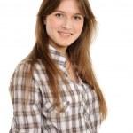 genç kadın — Stok fotoğraf