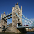 London tower bridge - 图库照片