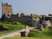 Urquhart Castle, Inverness — Stock Photo