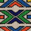 African beads - Stock Photo