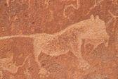 岩の彫刻 — ストック写真