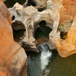 Bourkes Luck Potholes - Foto Stock