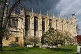 Eton College Chapel, Windsor — Stock Photo