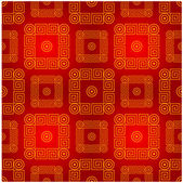 Vector chinese seamless pattern — Stock Vector