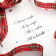 Stock Photo: Christmas greetings