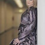 Fashion show woman catwalk — Stock Photo #5346564