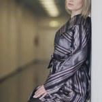 Fashion show woman catwalk — Stock Photo #5346628