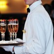 Coctail and banquet catering party event - Stock Photo