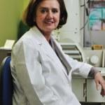 Medical woman portrait — Stock Photo