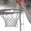 duello di basket — Foto Stock #5382514
