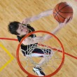 Stockfoto: Basketball competition concept