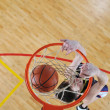basketbal competitie concept — Stockfoto