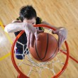 Basketball player — Stock Photo #5383728