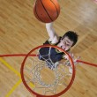 Basketball man — Stock Photo #5384072