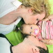 Happy young family — Stock Photo #5384276