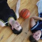 Basketball break — Stock Photo #5384427
