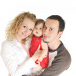 Happy young family — Stock Photo #5385129