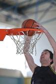 Hombre de baloncesto — Foto de Stock