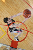 Basketball competition concept — Stock Photo
