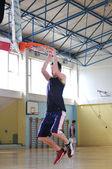 Basket man — Stockfoto