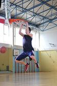 Basketball man — ストック写真