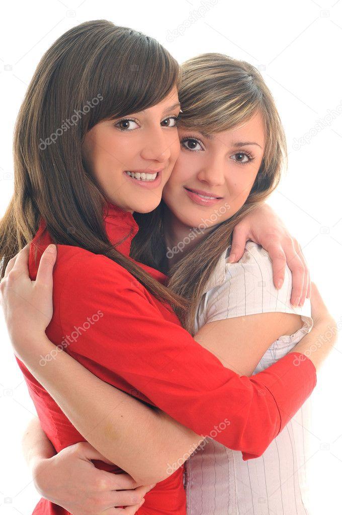 young girls lesbian: