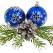 Christmas decorations — Stock Photo #4060153