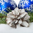 Christmas decorations — Stock Photo #4060295
