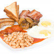 Traditional english breakfast - Photo