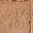 Egyptian stone carving — Stock Photo #4315980