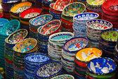Classical Turkish ceramics — Stock Photo
